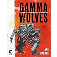 Gamma Wolves: A Game of Post-apocalyptic Mecha Warfare