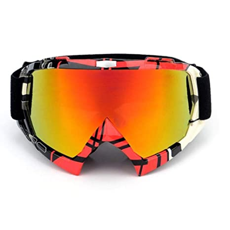 AWLQ Esquí Deporte Gafas Máscara De Snowboard Invierno Motos De ...