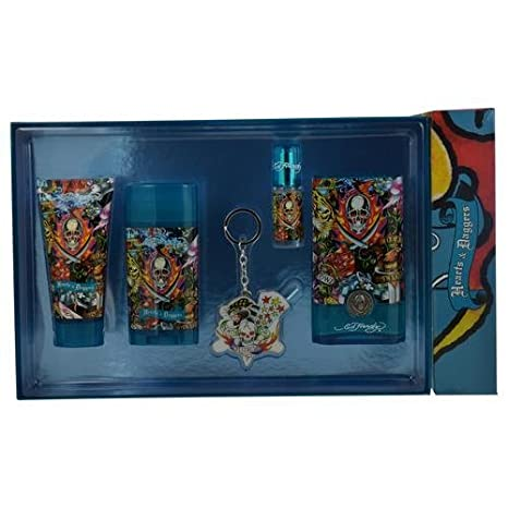 buy hearts and daggers 5pc set ms by ed hardy online at low prices