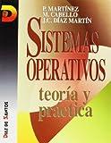 img - for Sistemas operativos. Teor a y pr ctica book / textbook / text book