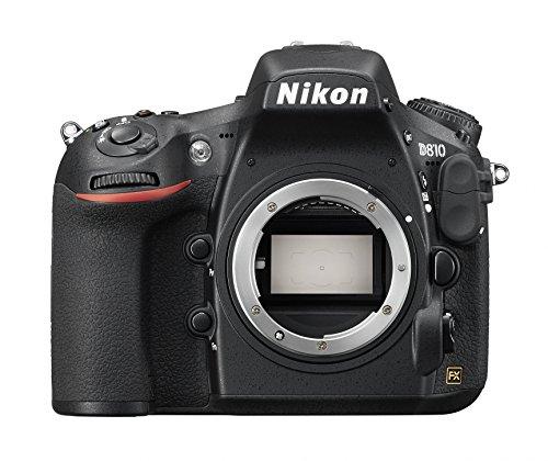 Nikon D810 FX-Format Digital SLR Camera (Body) - International Version (No Warranty)