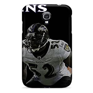 Protection Case For Galaxy S4 / Case Cover For Galaxy(baltimore Ravens)