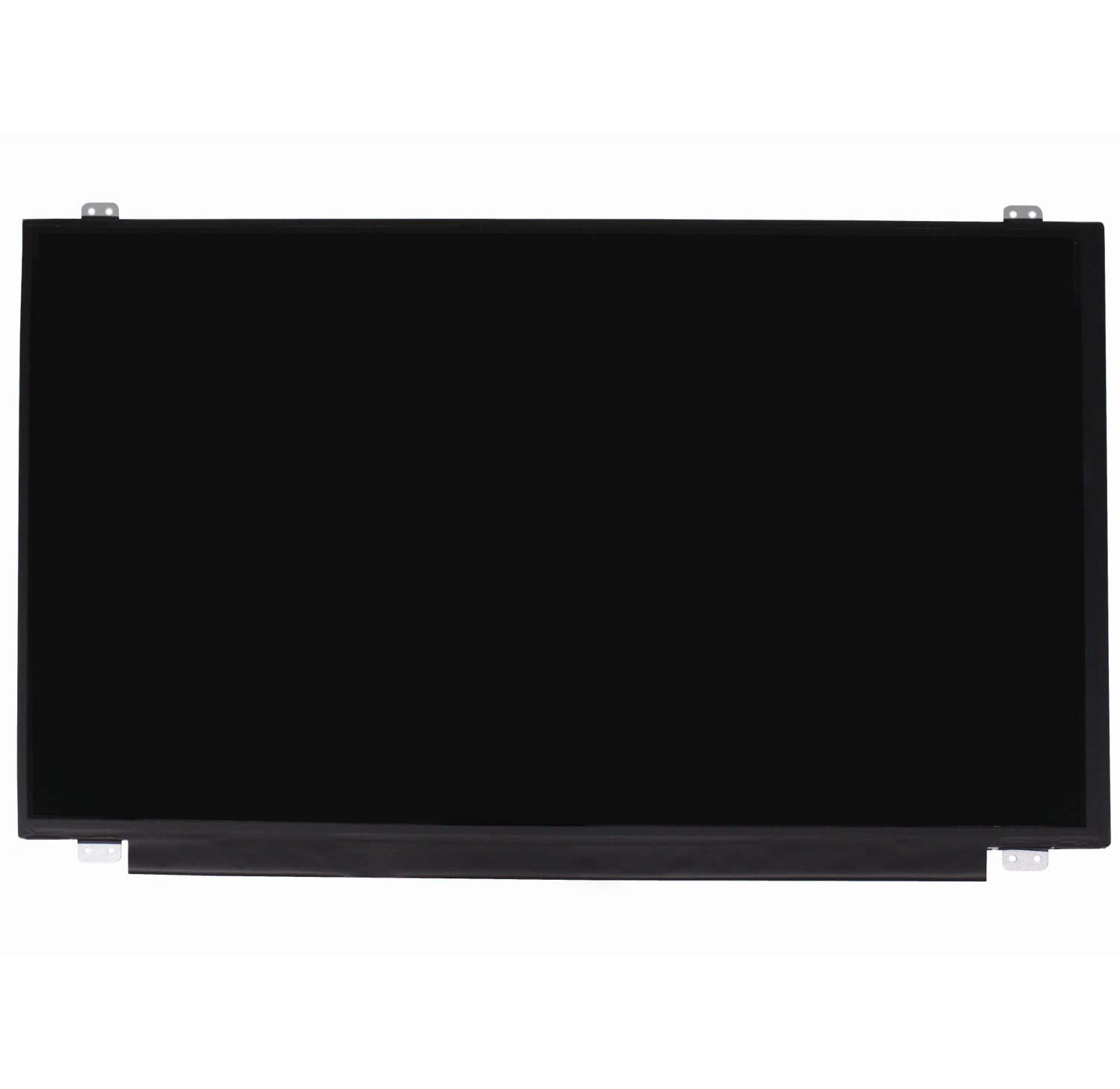 AJParts 15.6' Replacement Laptop LED LCD Screen for HP Pavilion 15-ac108na WXGA HD Razor Slim Display Panel Without Touch 30 Pin eDP for Sale