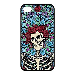 Customize Creative Article Series Grateful Dead Psychedelic Attractive Custom Hard Case For Ipod Touch 5 Cover Durable