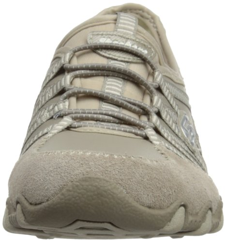 Skechers Fietsers Droom-come-true Damen Sneakers Grau (tpe)