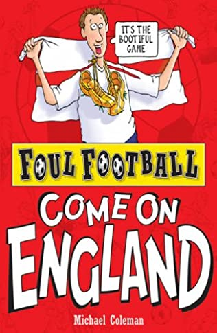 book cover of Come on England