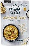 Passage Foods Passage to Asia Massaman Curry Simmer Sauce, x, Massaman