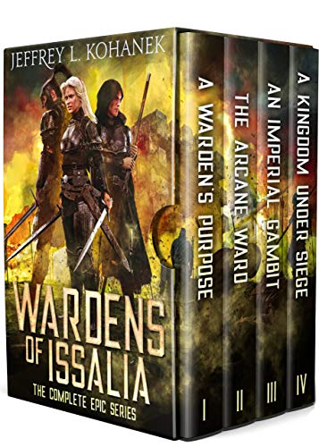 Wardens of issalia