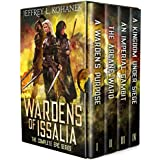 Wardens of Issalia Boxed Set: The Complete Epic...