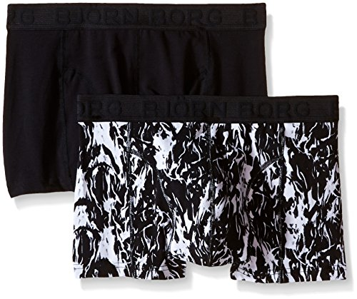 bjorn-borg-mens-2-pack-witch-craft-trunks-caviar-xx-large