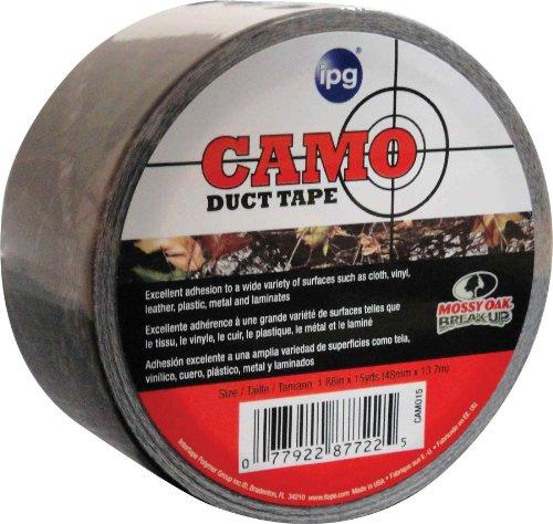 (Intertape CAMO60 Mossy Oak Camo Duct Tape, 2
