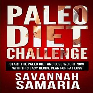 Paleo Diet Challenge Audiobook