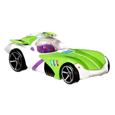 Toy Story Hot Wheels 4 Character Car Buzz: Toys & Games