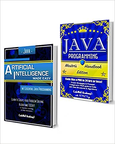 Téléchargements ebook gratuits pour kindleJava Programming Box Set: Programming, Master's Handbook & Artificial Intelligence Made Easy; Code, Data Science, Automation,  problem solving, Data Structures & Algorithms (CodeWell Box Sets)