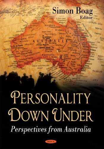 Download Personality Down Under: Perspectives from Australia ebook