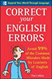 Correct Your English Errors (NTC Foreign Language)