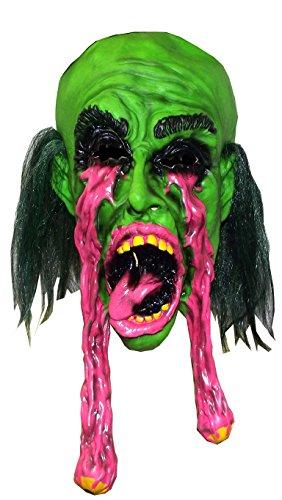 Creature Halloween Mask (Midnight Creatures Exploding Eye Sockets Halloween Mask)
