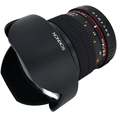 Rokinon FE14M-C 14mm F2.8 Ultra Wide Lens for Canon (Black) (Best 2.8 Lens For Canon)