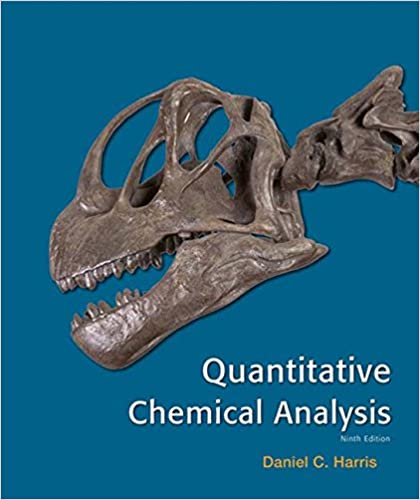 Quantitative Chemical Analysis Harris 7th Edition Pdf