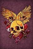 The Lovely Bones Notebook: Blank Journal Diary Memoir Log Logue (Tattoo You 150 Lined) (Volume 38)