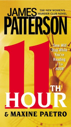 11th hour - Book #11 of the Women's Murder Club