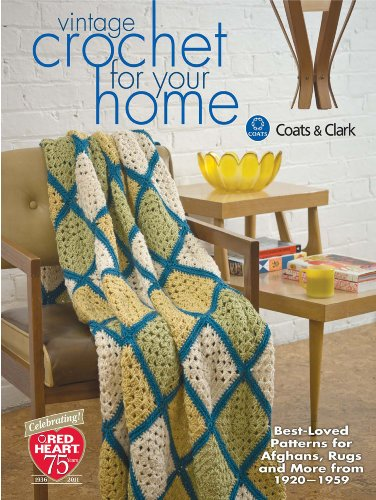 Amazon Vintage Crochet For Your Home Best Loved Patterns For