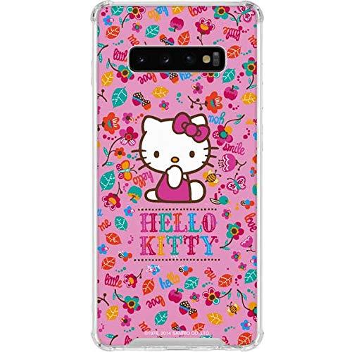 68d2e954d Amazon.com: Skinit Hello Kitty Galaxy S10 Plus Clear Case ...