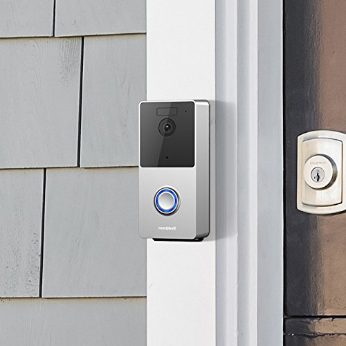 RemoBell WiFi Wireless Video Doorbell