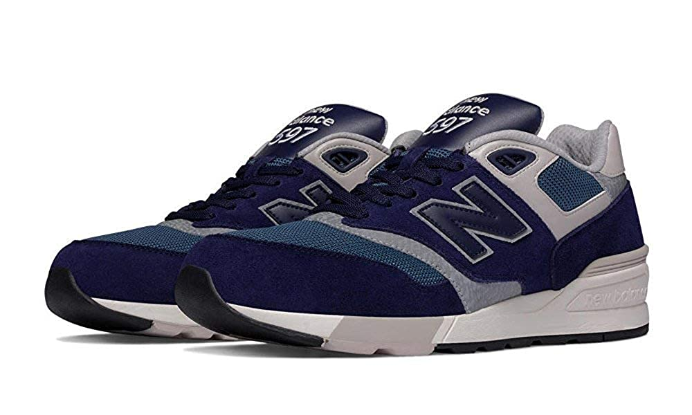 designer fashion 498a1 843a7 New Balance Men's ML597 Classic Running Fashion Sneaker