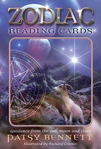 Zodiac Reading Cards: Guidance from the Sun, Moon and Stars (Reading Card - Signs Signs Moon Sun