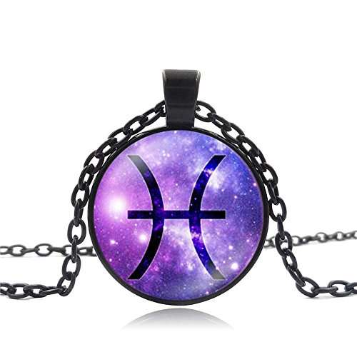 Miweel Hot Twelve Constellation Time Jewel Pendant - Francisco Factory San Outlets