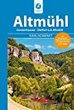 Kanu Kompakt Altmühl: Die Altmühl von Gunzenhausen bis Dietfurt, mit topografischen Wasserwanderkarten