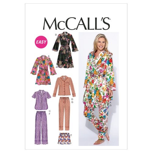 McCalls Patterns Misses Template 8 10 12 14 16