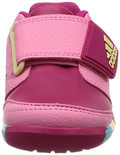 Adidas AC fortaplay I–Sneaker deportepara Kinder, Pink–