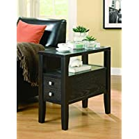 Coaster Home Furnishings 900991 Casual Accent Table, Cappuccino