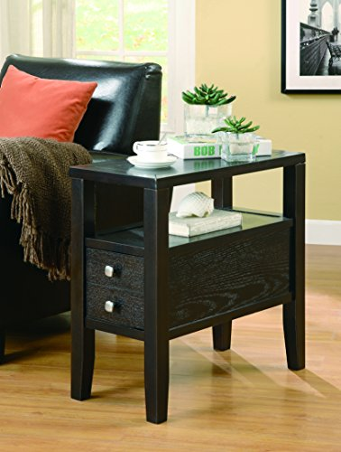 Coaster Casual Cappuccino Storage Accent Table Review