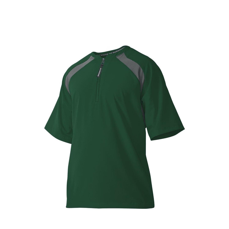 ウイルソン(ウイルソン) ディマリニ 半袖BPジャケット Mサイズ WTD9555DGM (Men's) B00LO9RQUI