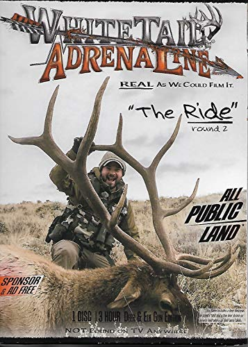 Whitetail Adrenaline - The Ride Round 2 - All Public Land Whitetail Deer Gun Hunting Exteneded edition