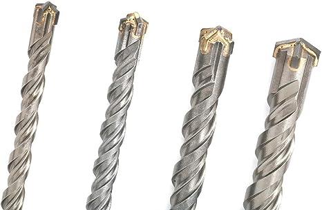 7 Flute 2.2500 LOC .0300 Radius 1//2 Round Shank Type 4.0000 OAL .5000 AlCrNX Coated Single End Corner Radius Carbide End Mill RFZ07066 RedLine Tools