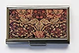 William Morris Honeysuckle Business Card Holder Card Case