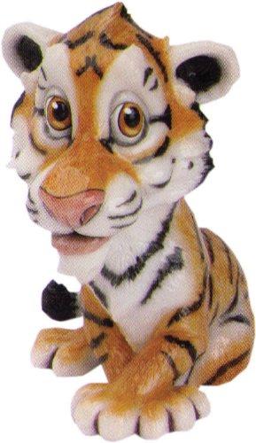 Little Paws Cassie The Tiger Figurine