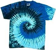 Tie-Dyed Tie-Dye CD100-5.4 oz, 100% Cotton T-Shirt