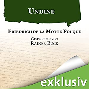 Undine Audiobook
