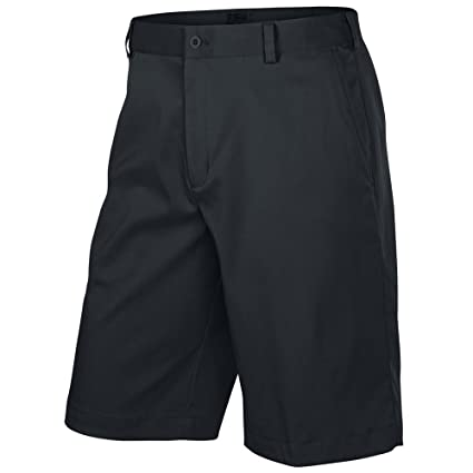 Nike Golf Men's Flat Front Short - 30 - Black