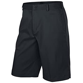 Nike Golf Men's Flat Front Short - 38 - Black