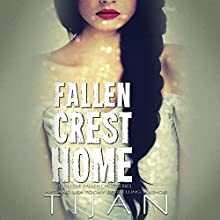 Fallen Crest Home Audiobook by  Tijan Narrated by Saskia Maarleveld, Graham Halstead