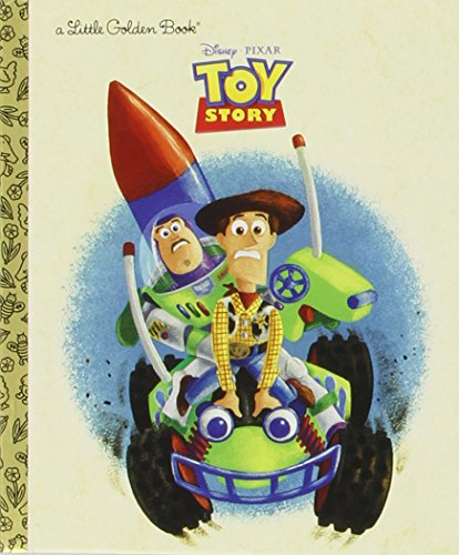 Price comparison product image Toy Story (Disney / Pixar Toy Story) (Little Golden Book)