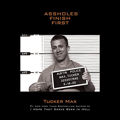 Assholes Finish First Audiobook [Free Download by Trial] thumbnail