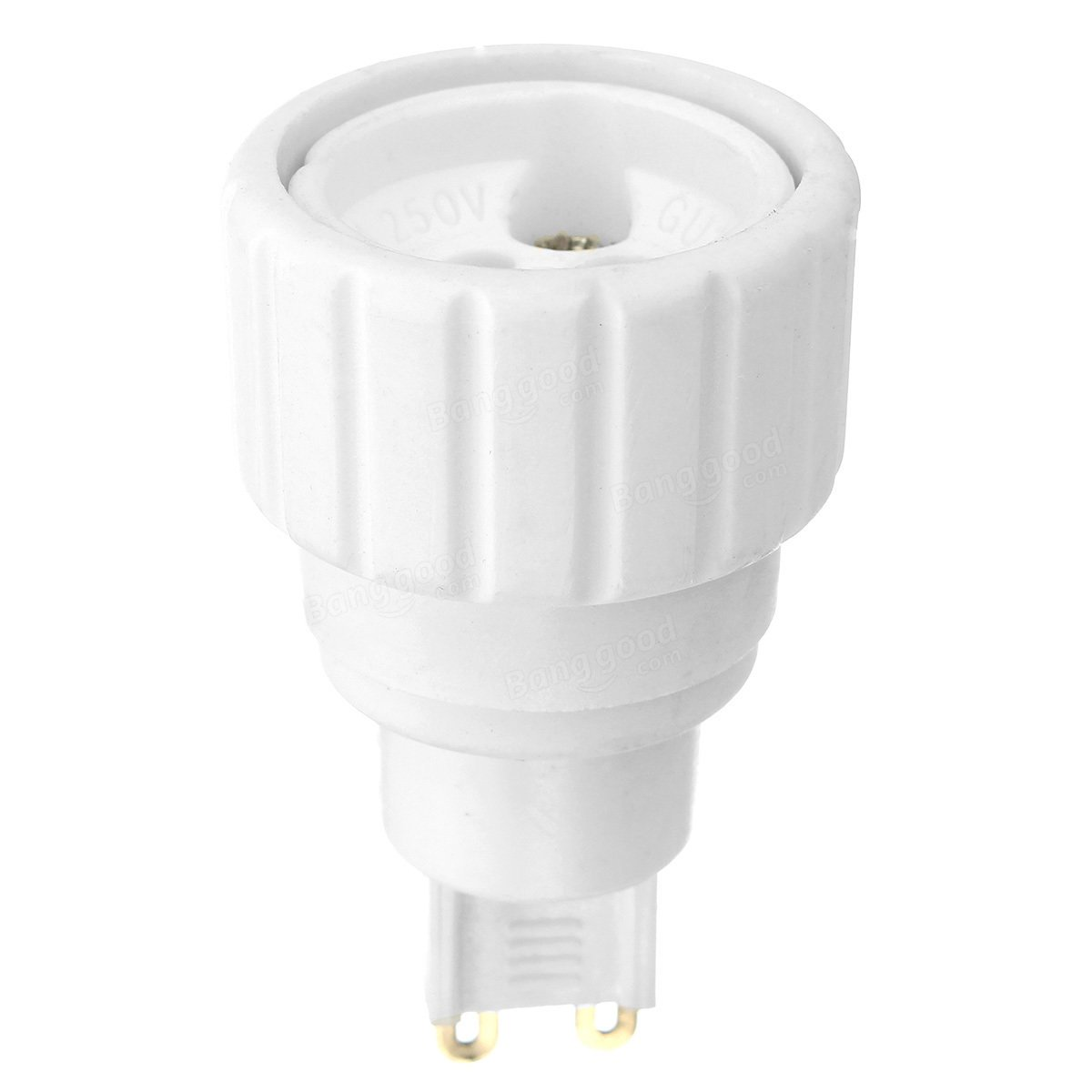 Bazaar G9 To GU10 LED Light Bulb Base Screw Adapter Holder Socket Converter 220V 5A Big Bazaar B01N53780Z