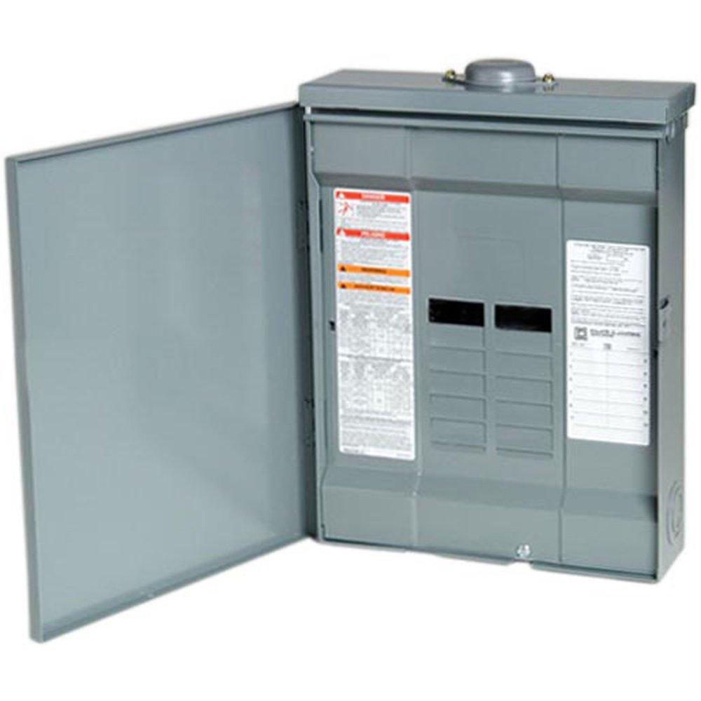 Square D 70 Amp Load Center Wiring Diagram 42 Homeline 70a Sl1000 By Schneider Electric Hom1224l125prb 125 12